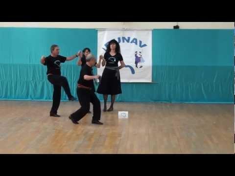Zagorissios, Greek folk dance
