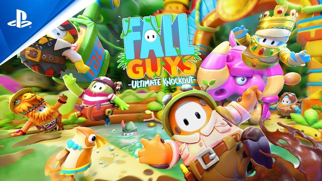Fall Guys Season 5 launch trailer