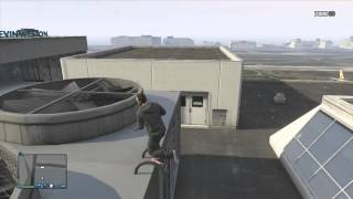 GTA V Geheime Orte Part #4