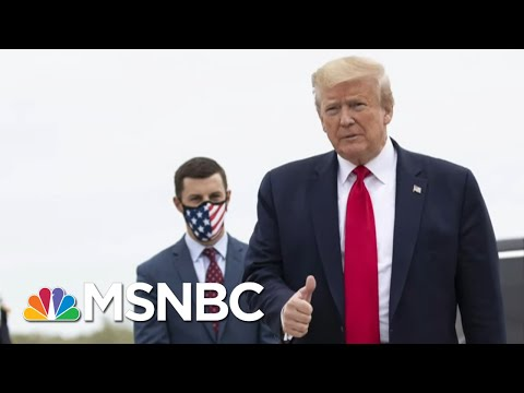 Trump Escalates Political Feuds As U.S. Nears 100,000 COVID-19 Deaths | MTP Daily | MSNBC