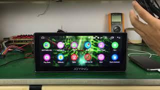 "JOYING Universal 10.25""  Single Din Octa Core PX5 Car Stereo Auto radio GPS Navigation"