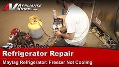 Refrigerator Repair-Not Cooling -Whirlpool,Maytag,Kenmore,Roper,Sears