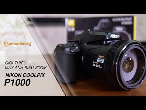 Trải Nghiệm Zoom Siêu đỉnh Từ Quái Vật Nikon P1000 - Zoom Xa 3000m