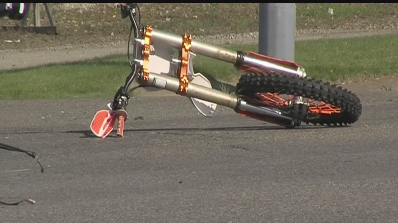 Download Motorcyclist hurt in Youngstown crash