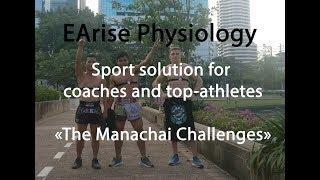 EArise Sport Monitoring: Manachai, Muay Thai champion