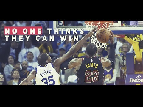 'Whatever It Takes' for Cavs to win the 2018 NBA Finals - hype video