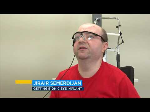USC-developed retinal implant gives new vision to blind patient