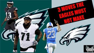 Eagles Free Agency News Trade For Darius Slay Cut Jason Peters 3 Moves The Eagles Must NOT Make