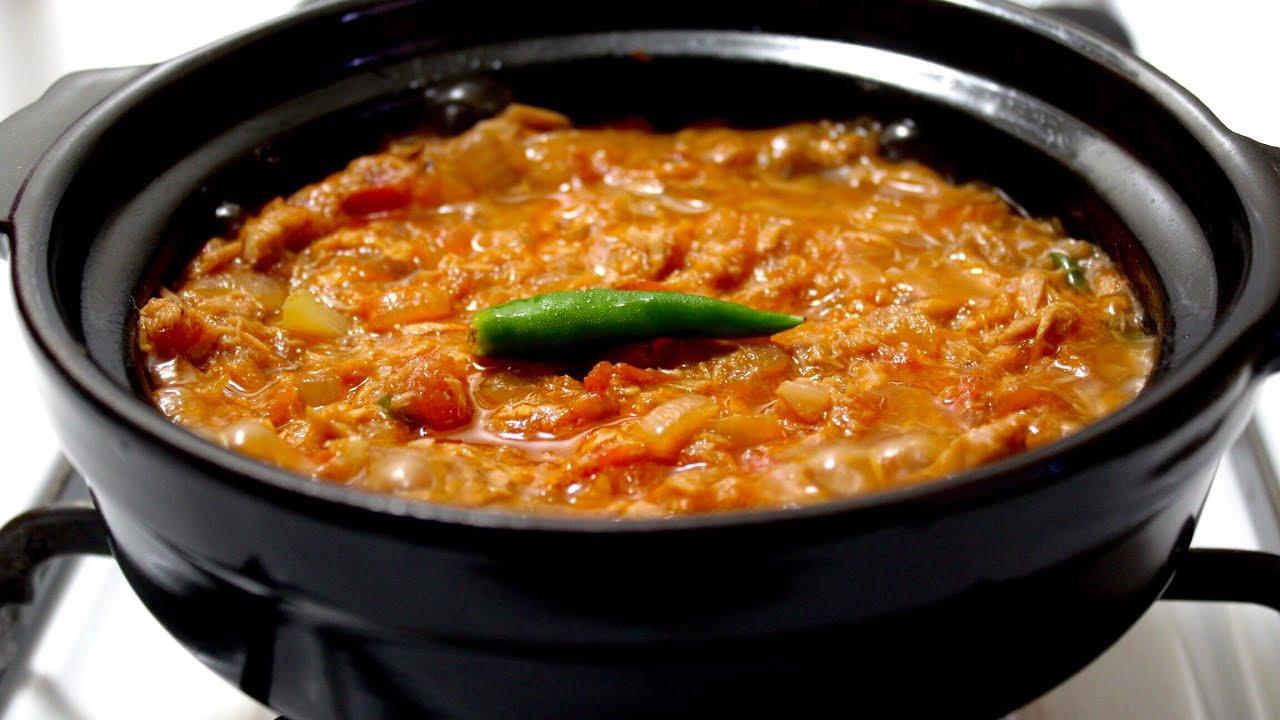 تونة مطبوخة لذيذة وصحية Cooked Tuna Diet Recipe Youtube