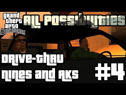 GTA SA - All Possibilities #4