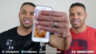 Dating Two Guys At Once @Hodgetwins
