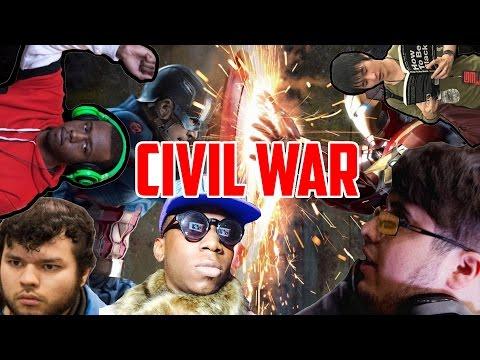 The Smash 4 Civil War: Prologue