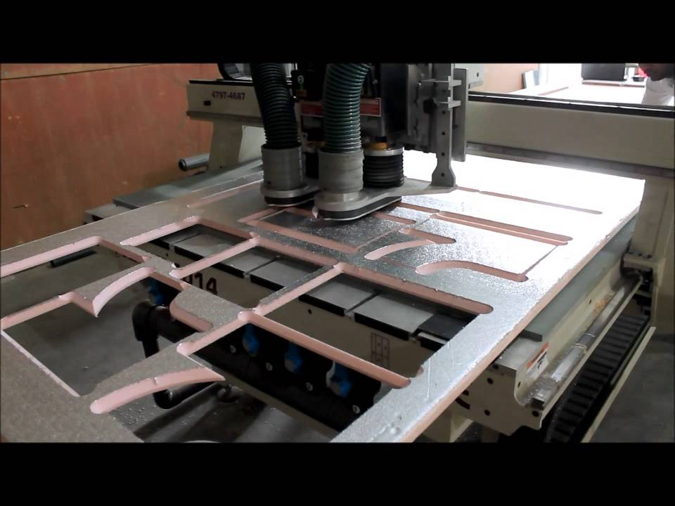 Huya Cnc Machine Designed To Cut Pre Insulated Duct Panels