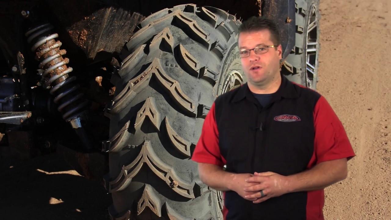 27 x 12-12 TG Tyre Guider Maxx Plus Utility ATV//UTV Tire