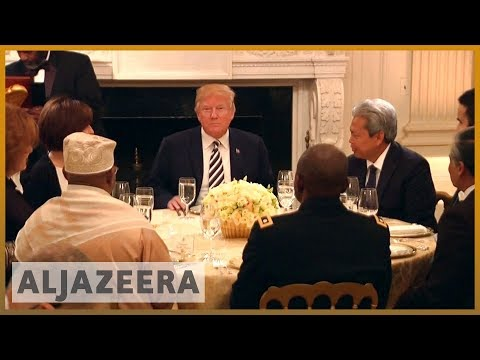 🇺🇸 Trump hosts first Ramadan Iftar dinner at White House   Al Jazeera English