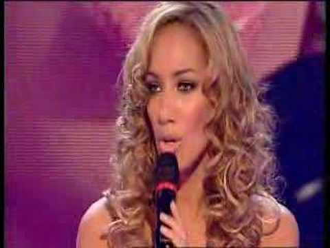 Leona Lewis ~ I Will Always Love You ~ 16.12.2006 (Week 10) The 2006 XFactor Final