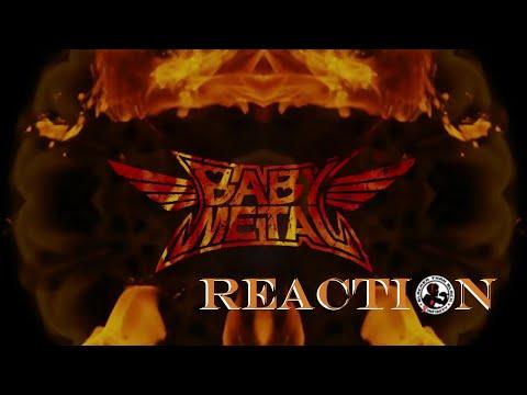 BABYMETAL - Road Of Resistance (Live In Japan): REACTION