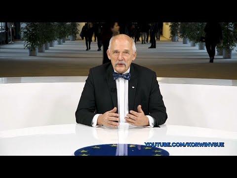 Awantura z Izraelem - Janusz Korwin-Mikke