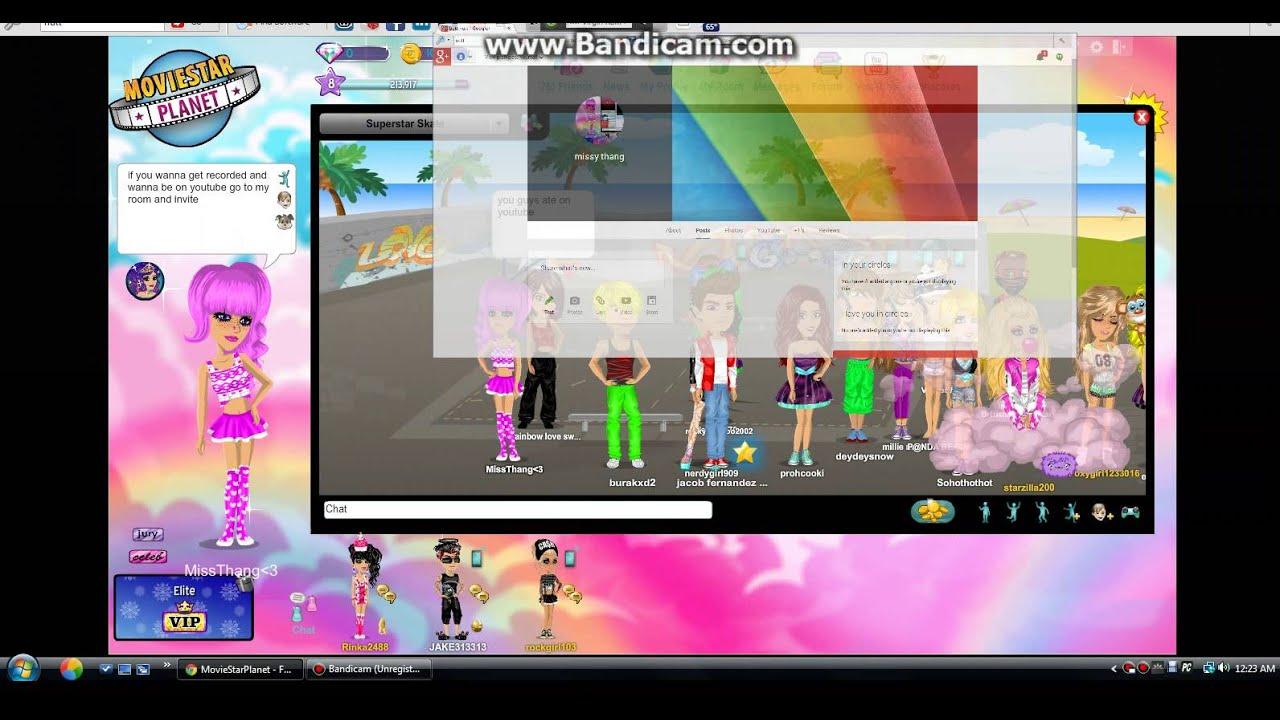 random chat room - YouTube