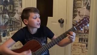 Песня под гитару. Баста