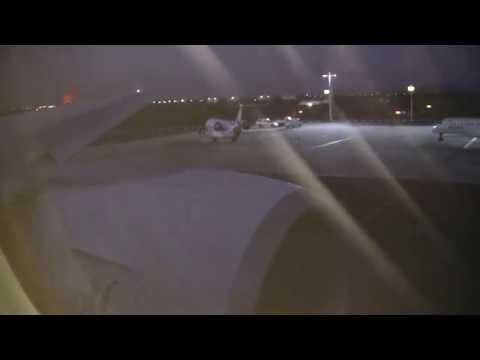[HD] Emirates 777-300ER Evening Takeoff from Cape Town