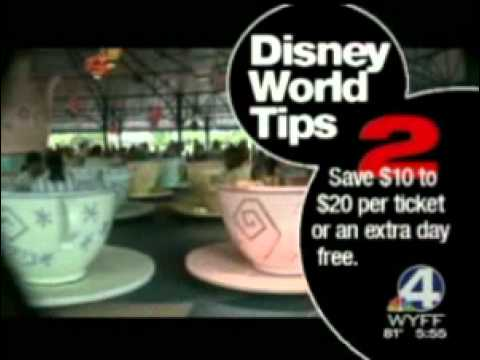 Walt Disney world tips vacation planning guide