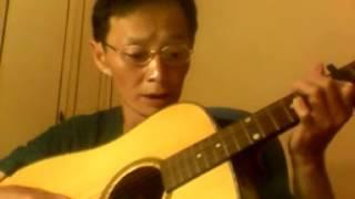 LOUIS黃世勇(奎凱)吉他彈唱【人は愛を航行する】洪榮宏(台語歌曲【行船人的愛】日語翻譯曲)