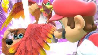 Banjo & Kazooie VS Elite Smash