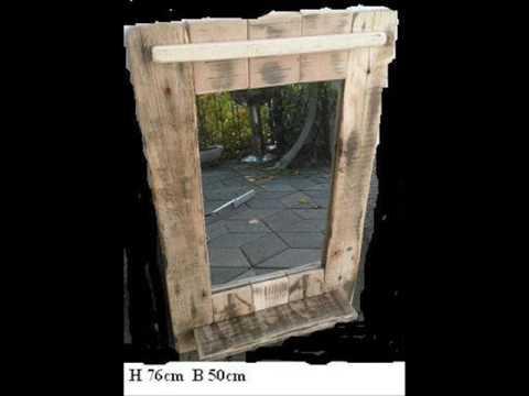 Palettenholz Möbel 2