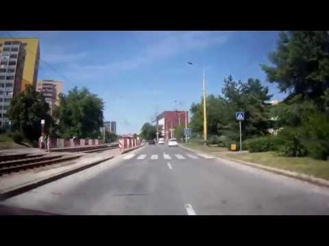 видео: Путешествие из Киева в Европу #8 - Кошице (kosice), Словакия.