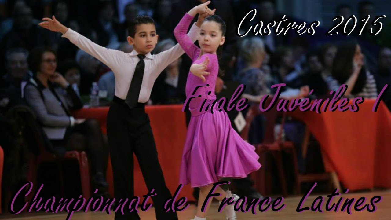 Ch de france latines castres finale for Youtube danse de salon
