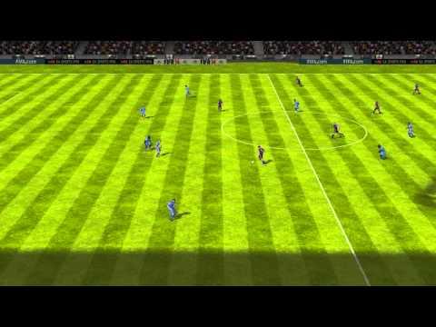 FIFA 14 Android - javier546 VS Barnsley