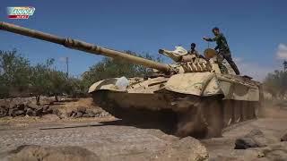 Сирия, июль 2018 года. Ожесточенный бой у Голанских высот