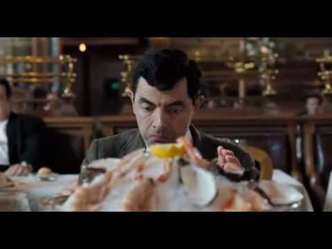 Mr.Bean's Holidays restraunt comedy hd MUST WATCH.flv