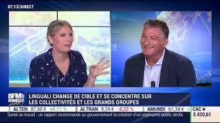"""📺 """"Linguali révolutionne le monde de l'interprétariat"""" - BFM 23-08-2018"""
