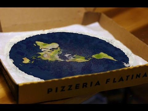 Flat Earth Reference In Pixar Films