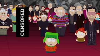 South Park on Terrorism after Trey and Matt received death threats (Uncensored)