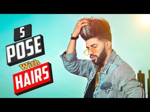 attitude-pose-with-hairs-|-funky-outfit-pose-|-pose-in-rough-dressing-|-posing-trick-hindi