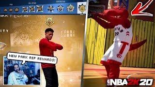 NBA 2K20 - ALL PARK MYREP REWARDS, SECRET AREAS + NEW EVENTS REVEALED! NBA 2K20 NEWS