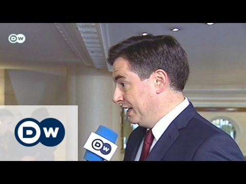 MSC: Interview with David McAllister, German member of EU parliament | DW Interview