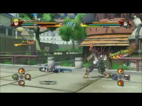 Naruto Shippuden: Ultimate Ninja Storm Revolution Gameplay (PC HD)