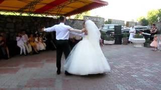 Первый танец. г. Жмеринка.