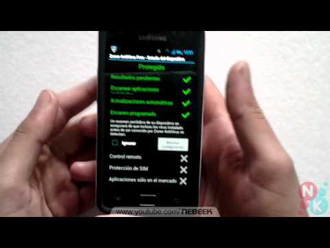 Android | App | Zoner Antivirus Free | Protege y elimina malwares.