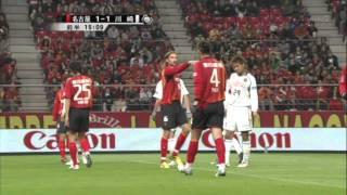 2010 J.League Division 1 MatchDay 2 Nagoya Grampus vs Kawasaki Fron...