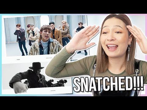 ATEEZ(에이티즈) 'HALA HALA (Hearts Awakened, Live Alive)' + 'Say My Name' MV REACTION