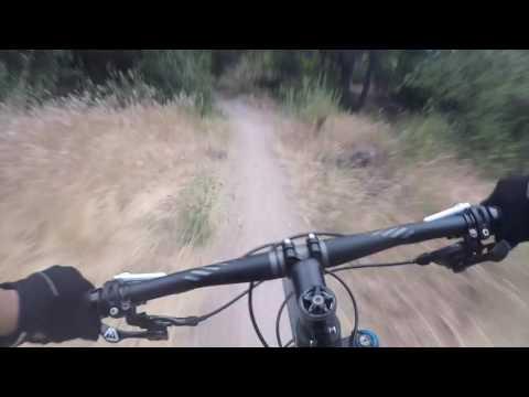 Ladera Ranch Waterworks Flow Trail mountain biking