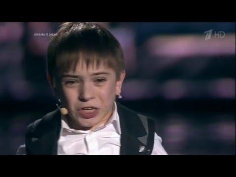 Данил Плужников. «Я свободен» - Финал - Голос Дети - Сезон 3