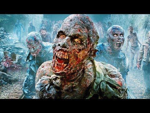 THE WALKING DEAD - All Cinematic Cutscenes Zombie Movie