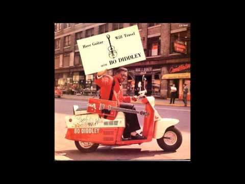 """ Roadrunner "" Bo Diddley Rolling Stones Instrumental"