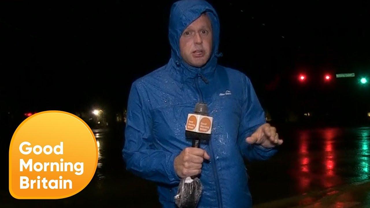 Hurricane Florence Hits North Carolina | Good Morning Britain